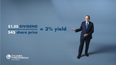 Why we don't chase dividend yield